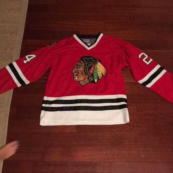 599f2d060fa ccm Other - Bob Probert Chicago blackhawks Jersey size m
